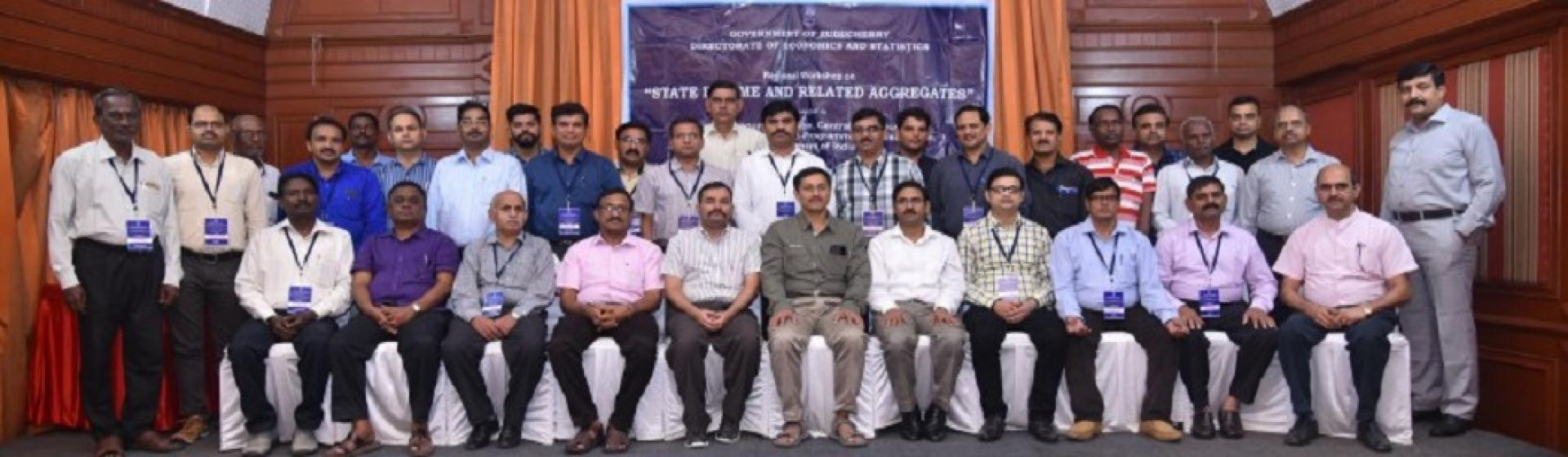 Regional Workshop on State Frame and Related Aggregates