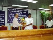 image of National Statistics Day 2009