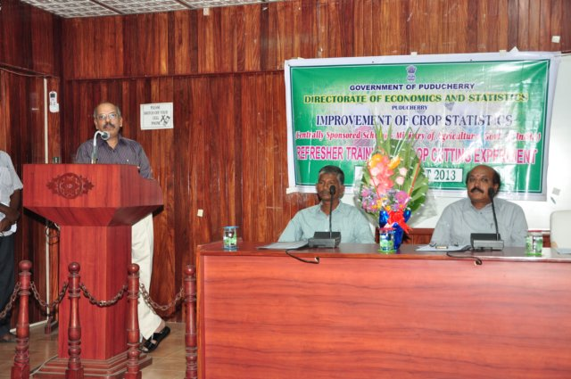 image of Refresher Training for Primary Enumerators and Supervisors