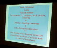 image of Standing Committee