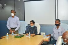 Key Note address of Dr.R.Ramakrishnan, Director of Economics and Statistics